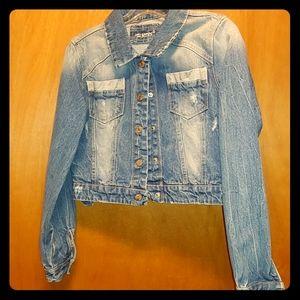 Short & Sexy Denim Jacket